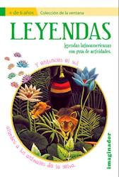 Libro Leyendas .Coleccion De La Ventana