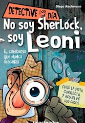Libro No Soy Sherlock  , Soy Leoni