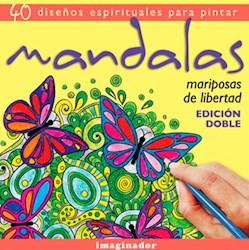 Libro Mandalas :Mariposas De Libertad