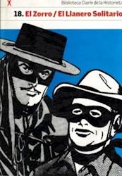 Papel Zorro El Llanero Solitario Clarin