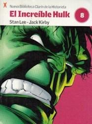 Papel Increible Hulk, El Clarin