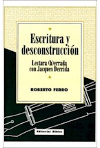 Papel ESCRITURA Y DESCONSTRUCCION