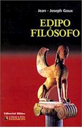 Papel EDIPO FILOSOFO