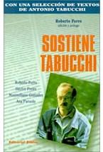 Papel SOSTIENE TABUCCHI