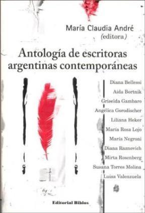 Papel Antología De Escritoras Argentinas Contemporáneas