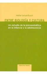 Papel ENTRE BIOLOGIA Y CULTURA