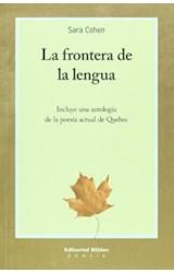 Papel FRONTERA DE LA LENGUA