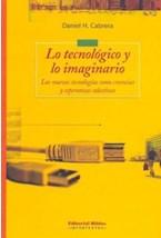 Papel LO TECNOLOGICO Y LO IMAGINARO