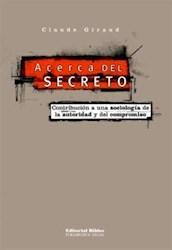 Libro Acerca Del Secreto