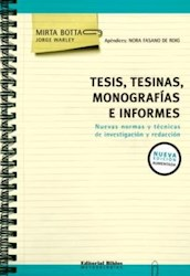 Papel Tesis Tesinas Monografias E Informes