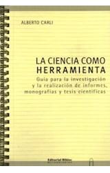 Papel LA CIENCIA COMO HERRAMIENTA