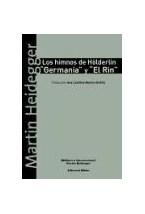 Papel HIMNOS DE HOLDERLIN, LOS GERMANIA Y EL RIN