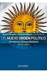 Papel UN NUEVO ORDEN POLITICO
