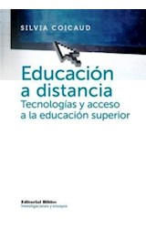 Papel EDUCACION A DISTANCIA