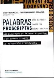 Libro Palabras Proscriptas