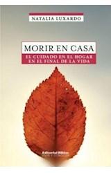 Papel MORIR EN CASA