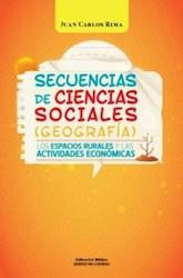 Libro Secuencias De Ciencias Sociales ( Geografia )