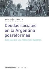 Libro Deudas Sociales En La Argentina Posreformas