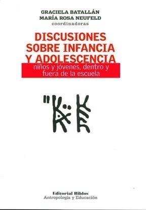 Papel Discusiones Sobre Infancia Y Adolescencia