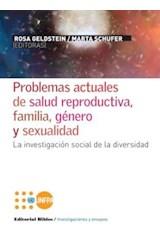 Papel PROBLEMAS ACTUALES DE SALUD REPRODUCTIVA, FAMILIA, GENERO Y