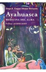 Papel AYAHUASCA MEDICINA DEL ALMA