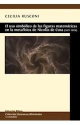 Papel USO SIMBOLICO DE LAS FIGURAS MATEMATICAS EN LA METAFISICA DE