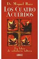 Papel CUATRO ACUERDOS UN LIBRO DE SABIDURIA TOLTECA