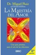Papel MAESTRIA DEL AMOR UNA GUIA PRACTICA PARA EL ARTE DE LAS RELACIONES