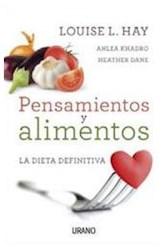 Libro Pensamientos Y Alimentos