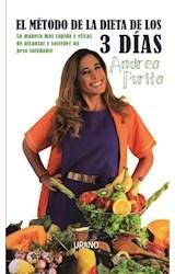 E-book El método de la dieta de los 3 días