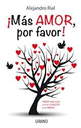 E-book ¡Más amor, por favor!