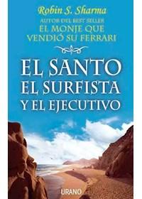 Papel El Santo El Surfista Y El Ejecutivo