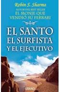 Papel SANTO EL SURFISTA Y EL EJECUTIVO
