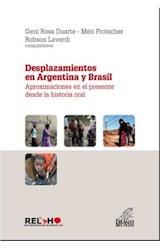Papel DESPLAZAMIENTOS EN ARGENTINA Y BRASIL