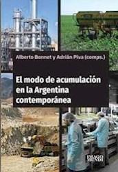 Libro El Modelo De Acumulacion En La Argentina