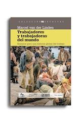Papel TRABAJADORES Y TRABAJADORAS DEL MUNDO