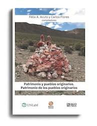Libro Patrimonio Y Pueblos Originarios