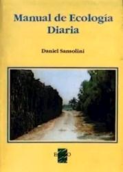 Libro Manual De Ecologia Diaria