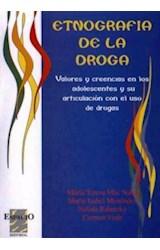 Papel ETNOGRAFIA DE LA DROGA