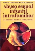 Papel ABUSO SEXUAL INFANTIL INTRAFAMILIAR (UN ABORDAJE DESDE EL TR