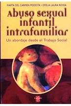 Papel ABUSO SEXUAL INFANTIL INTRAFAMILIAR (UN ABORDAJE DESDE EL TR