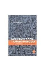 Papel INCLUSION SOCIAL Y HABITAT POPULAR