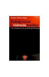 Papel TRABAJO SOCIAL Y VIOLENCIA FAMILIAR
