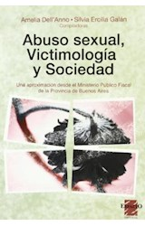 Papel ABUSO SEXUAL, VICTIMOLOGIA Y SOCIEDAD