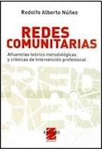 Papel REDES COMUNITARIAS (AFLUENCIAS TEORICO METODOLOGICAS Y CRONI