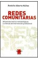 Papel REDES COMUNITARIAS AFLUENCIAS TEORICO METODOLOGICAS Y C