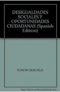Papel DESIGUALDADES SOCIALES Y OPORTUNIDADES CIUDADANAS