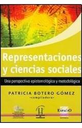 Papel REPRESENTACIONES Y CIENCIAS SOCIALES