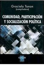 Papel COMUNIDAD, PARTICIPACION Y SOCIALIZACION POLITICA