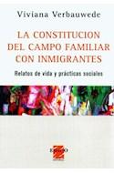 Papel CONSTITUCION DEL CAMPO FAMILIAR CON INMIGRANTES RELATOS  DE VIDA Y PRACTICAS SOCIALES
